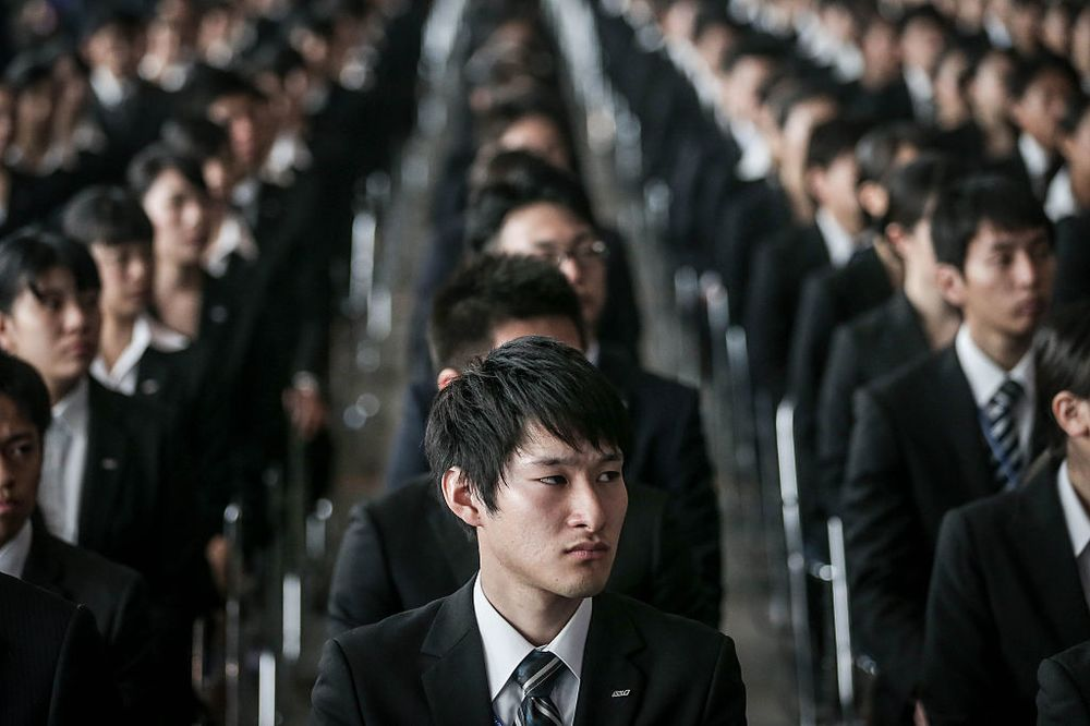 Is Japan Too Scared to Succeed?