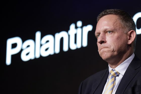 Peter Thiel is Richer Than Ever as Tech Eclipses Macro Mess