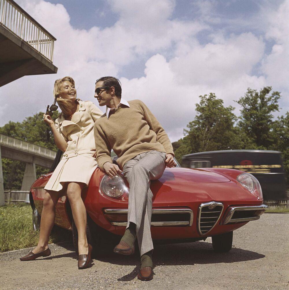 Vintage Alfa Romeo >> The Alfa Romeo Spider Series 2 A Steal Of A Vintage