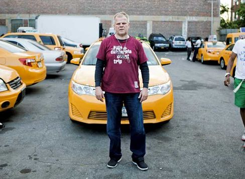 """Uber cannot replace cabs. ... (Yellow cabs) are for everybody. People use them left and right. It has been a tradition for a long time.""—Petre Akaliyski, New York yellow taxi driver"
