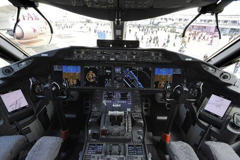 Boeing Beats Estimates