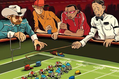 Fantasy Football, Vegas Style