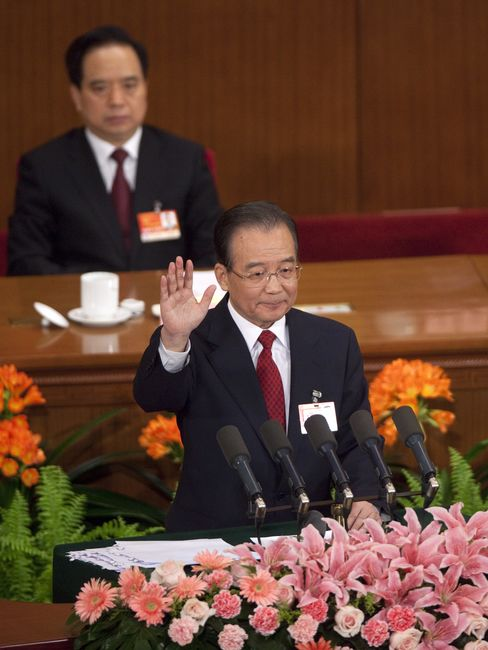 Wen Jiabao, China's Prime Minister Speaks