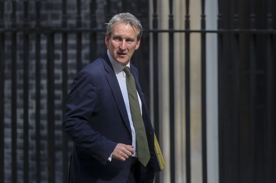 U.K. Names Former Education Official Hinds as Security Minister