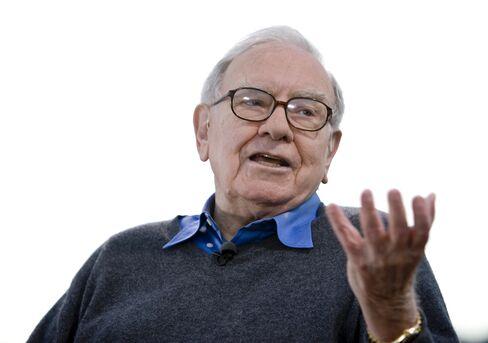 Berkshire Hathaway Inc.'s Chairman Warren Buffett