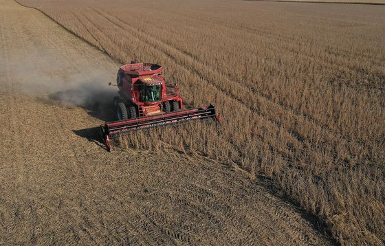Iowa Takes On 'Swing State' Crop Role as Weather Clouds Outlook