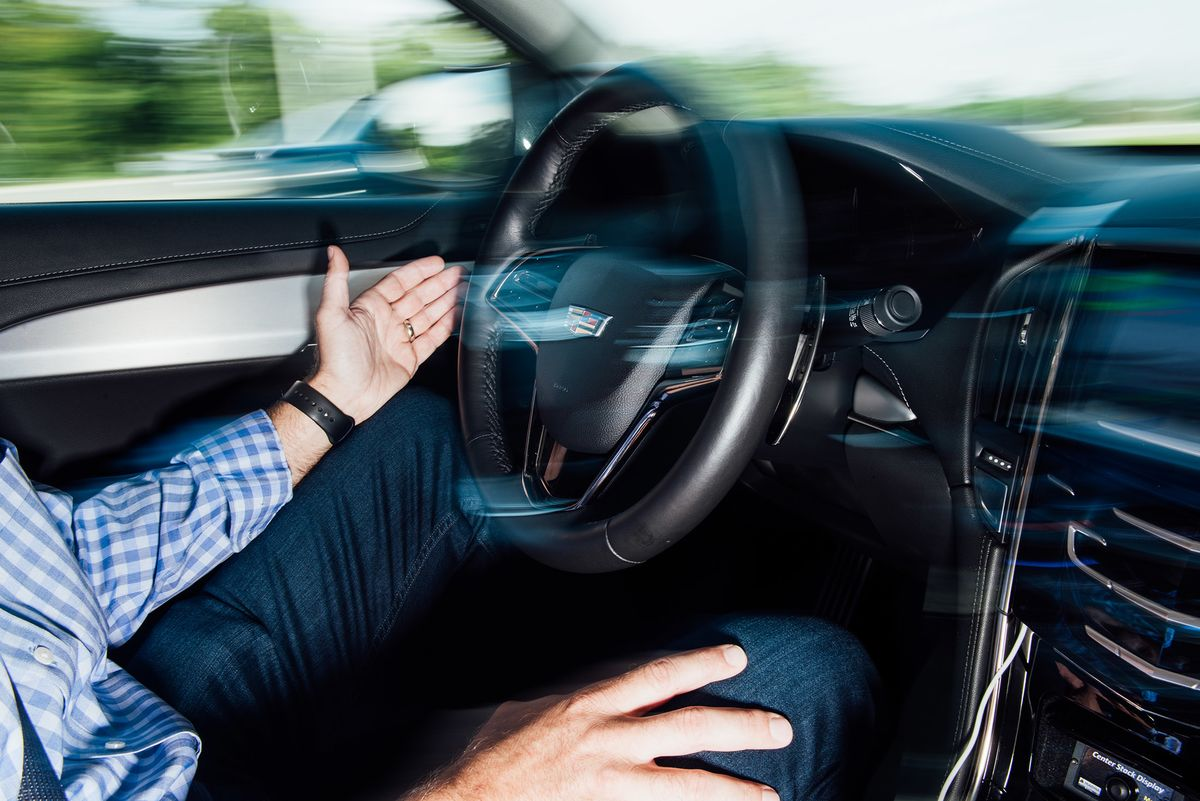 Unions Urge Slow-Down as Self-Driving Car Laws Pick Up Speed