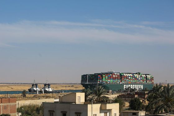 Suez Canal Has Reopened to Traffic After Giant Ship Is Freed