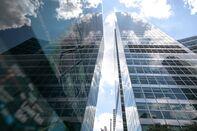 Goldman Sachs Headquarters Ahead Of Earnings Figures