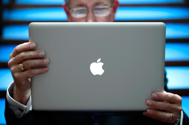 Eau de MacBook Pro
