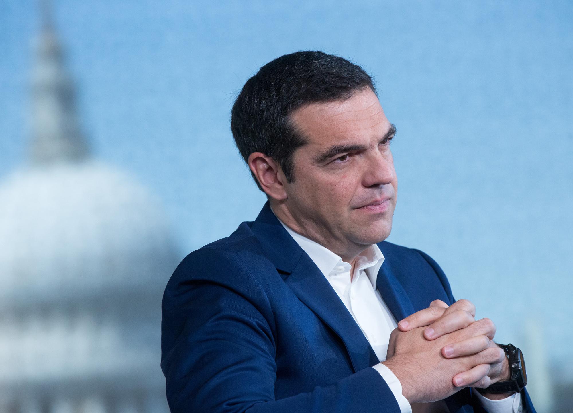 Tsipras italia candidating