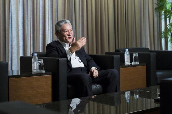 MUFG-Morgan Stanley Venture Chief Vows to Erase Harassment