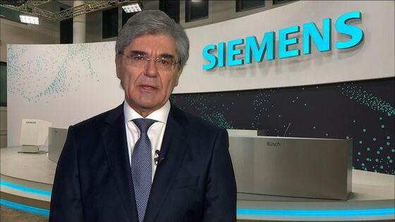 Siemens Raises Guidance as China Recovery Bolsters Profits