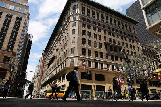 WeWork Is Spending $438 Million to Fix Up NYC's Lord & Taylor Building