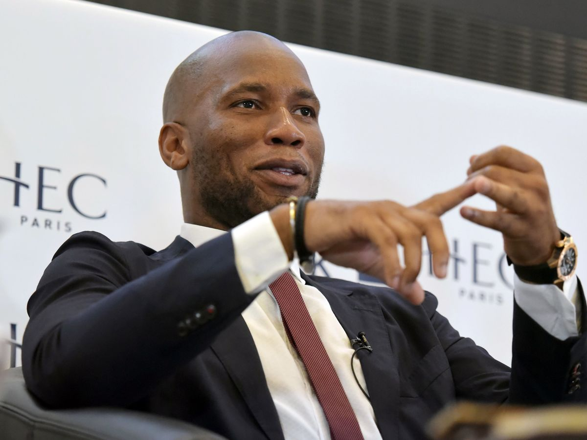 Soccer Star Drogba Will Vie to Be Head of Ivorian Football Body