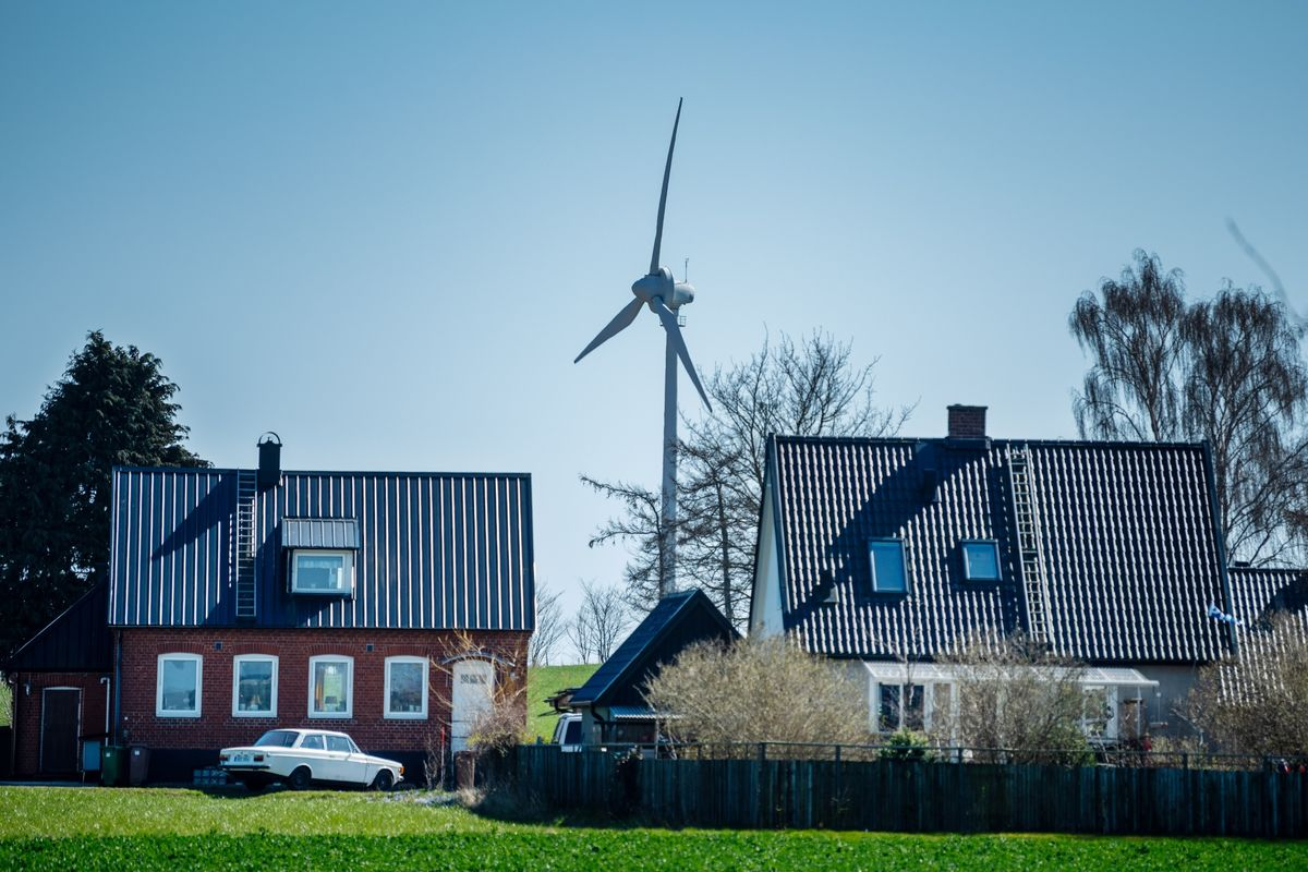 bloomberg.com - Lars Paulsson - Ancient Swedish Hamlet Holds Lessons for Future of Clean Power