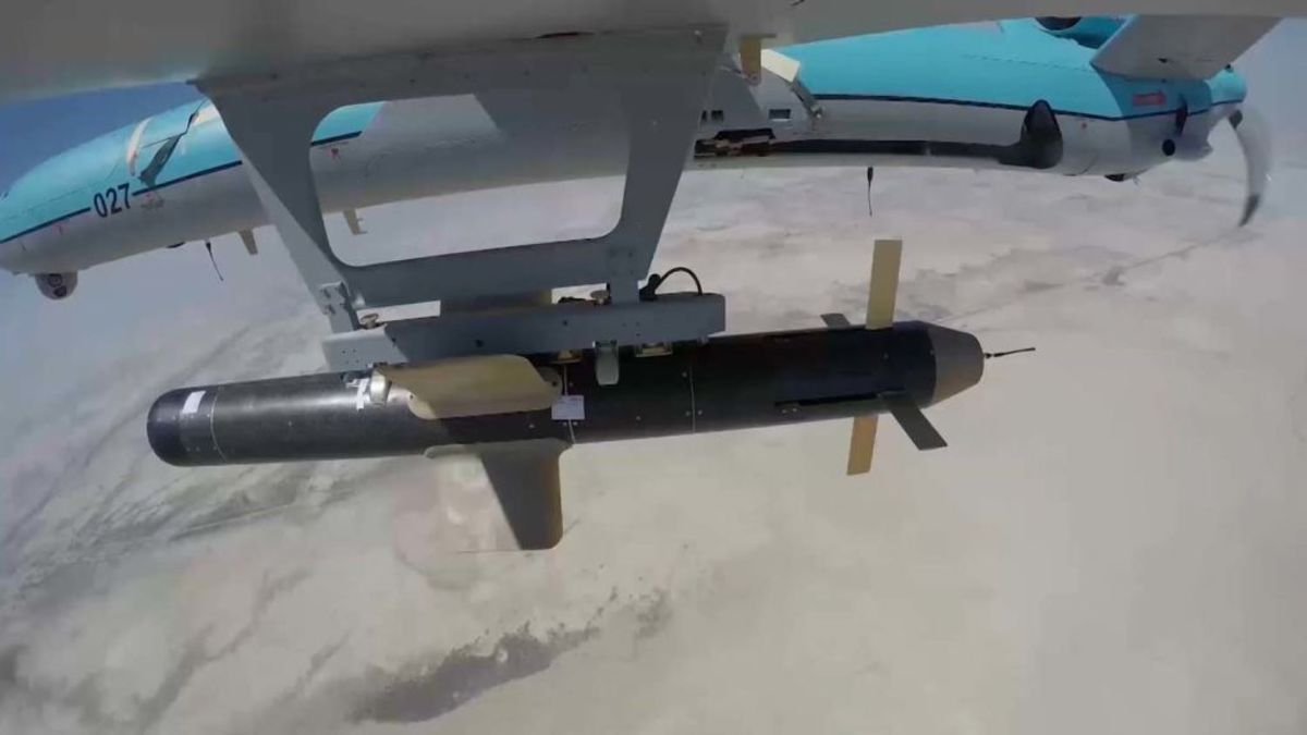 How Iran Is Leveling the Drone Battlefield
