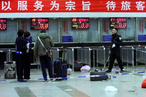 Train Station Terror Attack Highlights China's Ethnic Tensions