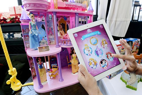 Mattel's Disney Princess Dolls