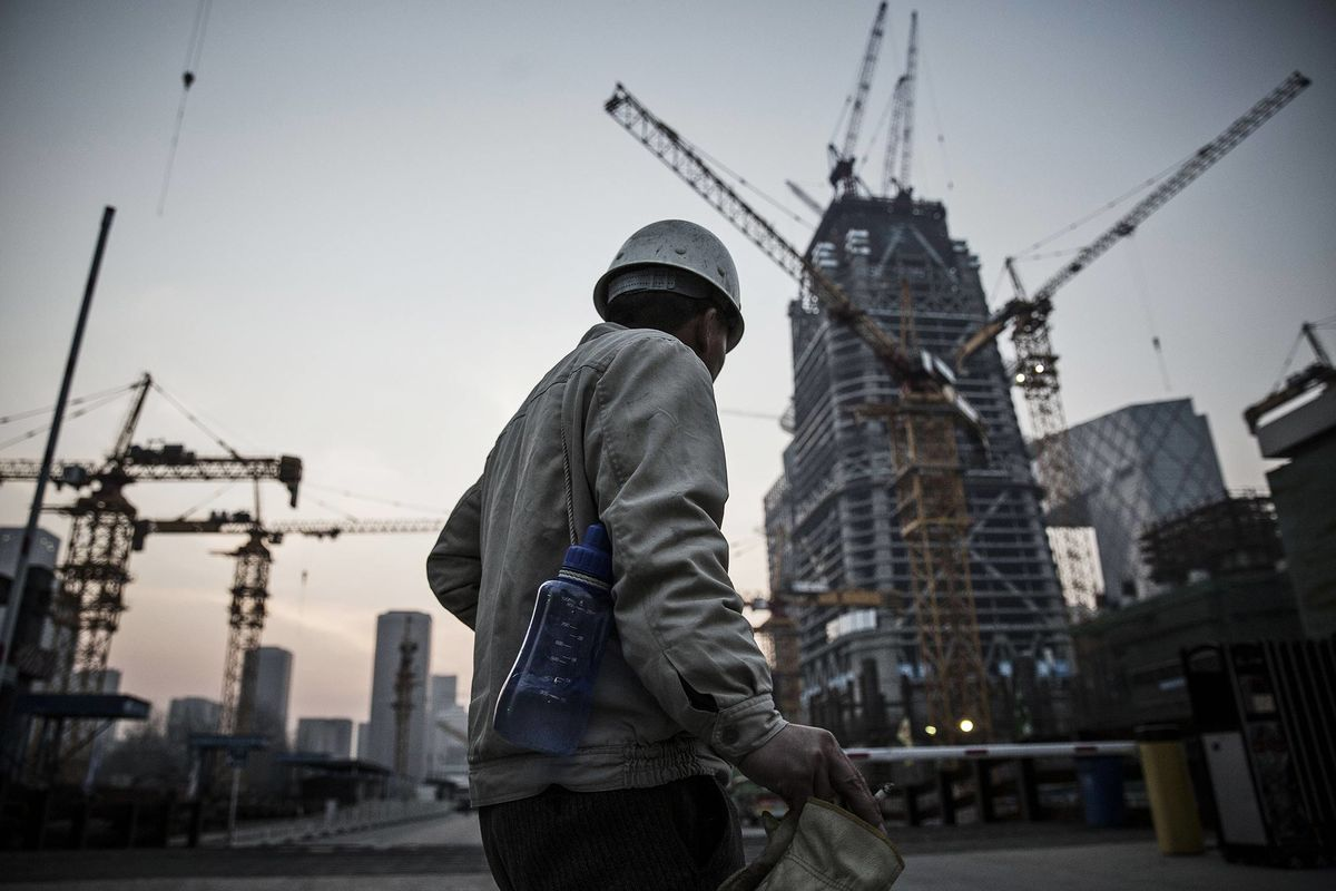 China Decides Debt Can Be Dangerous