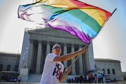 Catching Up on Gay Rights, the Supreme Court Overturns the Defense of Marriage Act