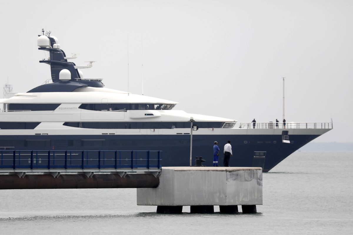 Jho Low's Yacht Is Priced to Sell for at Least $130 Million