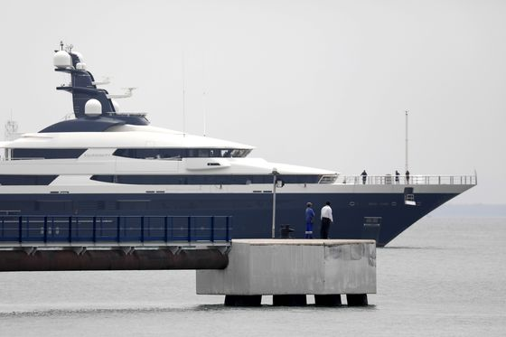 Jho Low's Yacht Goes on Sale for $130 Million After Auction Flop