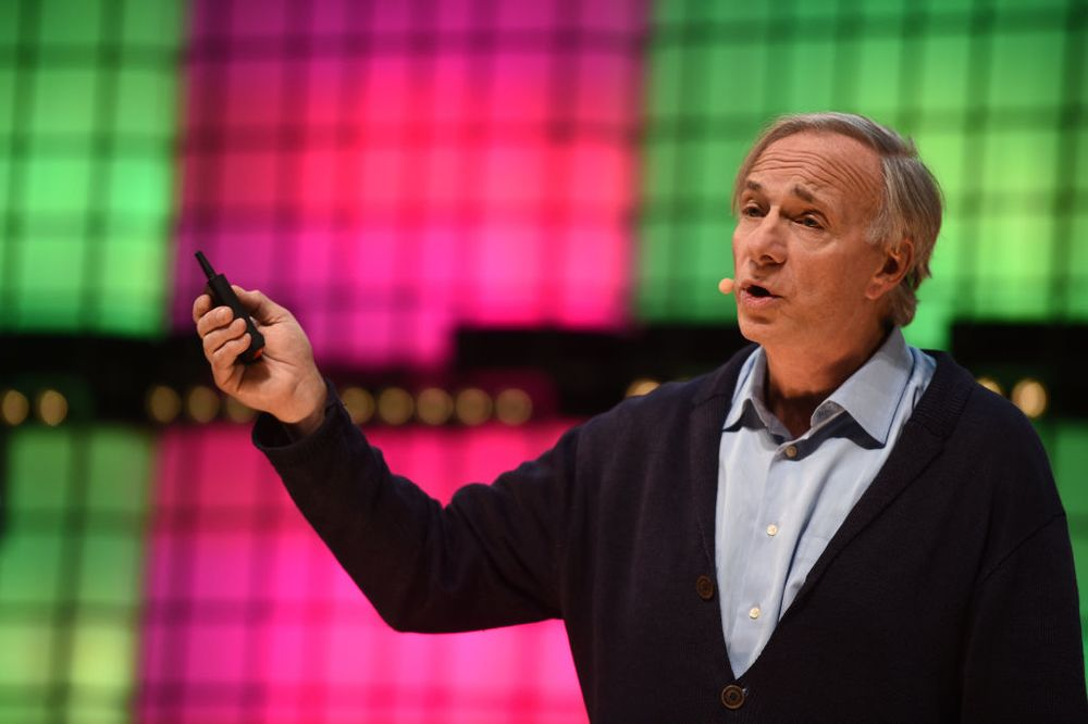 Bridgewater Associates Proves Self-Obsession Actually