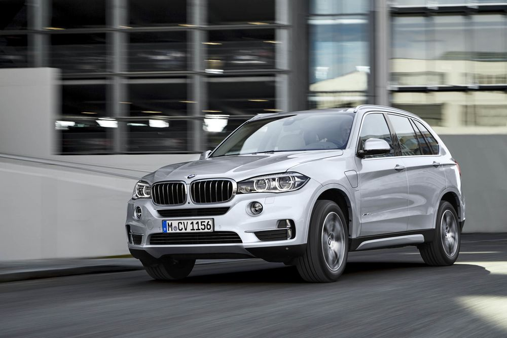 Relates To Bmw S Hybrid Suv Has All The You Want Plus A Conscience