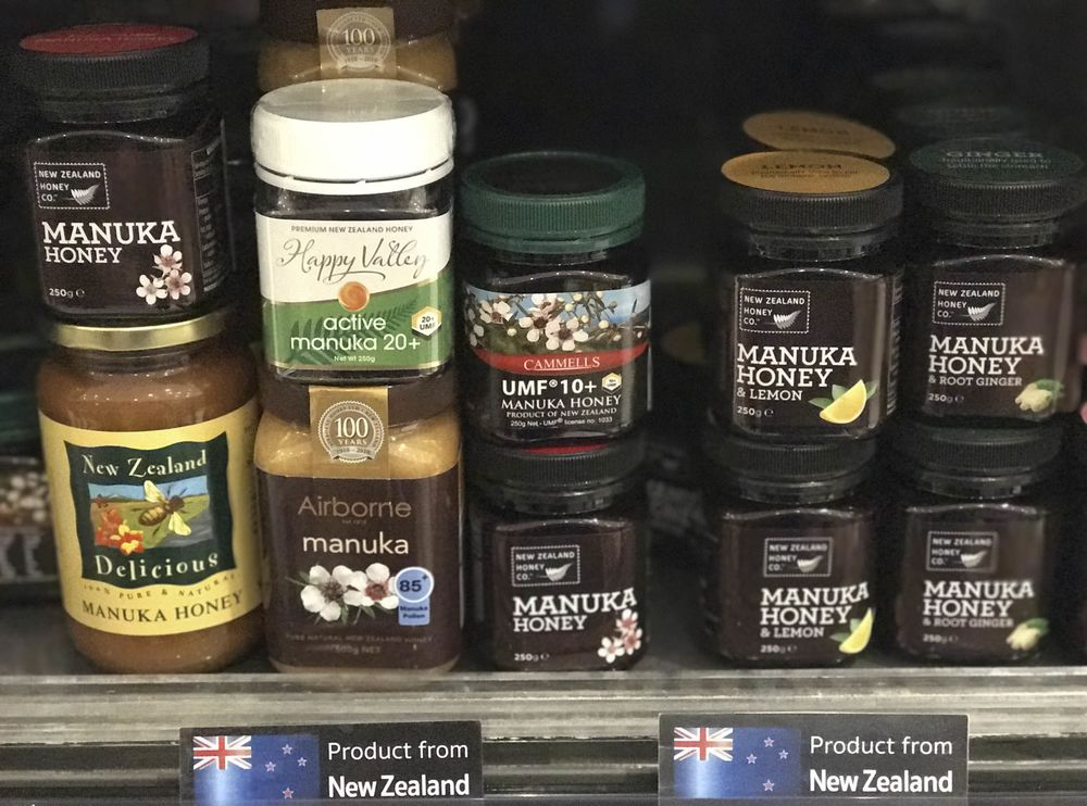 The New Zealand Honey That's Causing Legal Problems in the U S