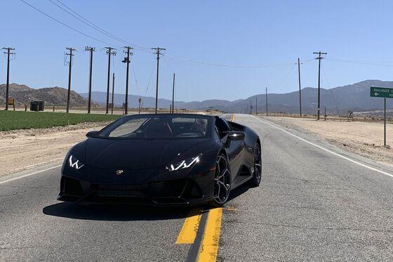 If You Buy the New Huracan EVO, Lamborghini Will ShipYourBags Ahead