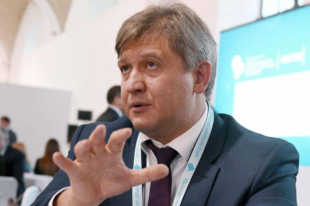 Ukraine President's Ally Rejects Billionaire's Call for Default