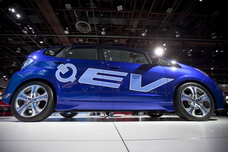 Honda Plays CatchUp With Electric Car Autonomous Driving Goals
