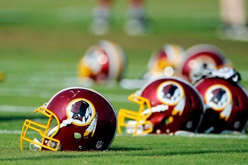 Patent Officials Cancel the Washington Redskins' 'Disparaging' Trademarks