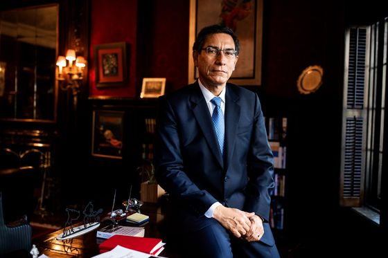 Peru's Ousted Ex-President Martin Vizcarra to Run for Congress
