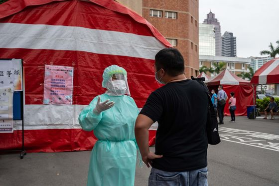 Data Revisions Leave Taiwan Unsure Where Outbreak Is Heading