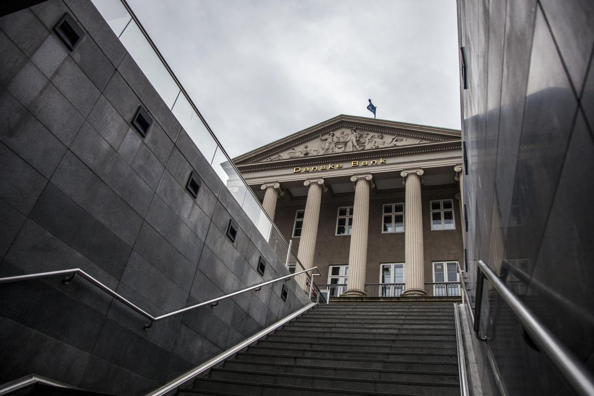 Danske Warns Its Richest Clients They May Face Negative Rates