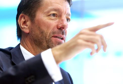 Henkel AG Chief Executive Officer Kasper Rorsted Interview