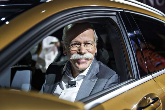 Daimler Sees 'Slight'Profit Gain This Year After Drop in 2018