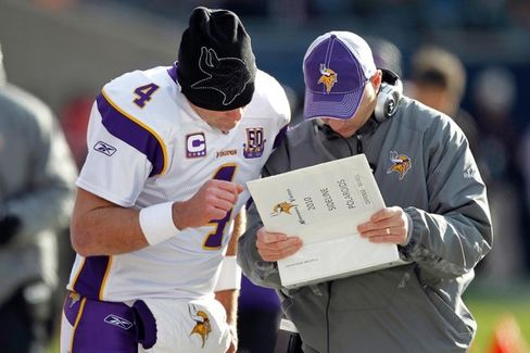 The NFL Passes Out Crippled Surface Tablets to Quarterbacks