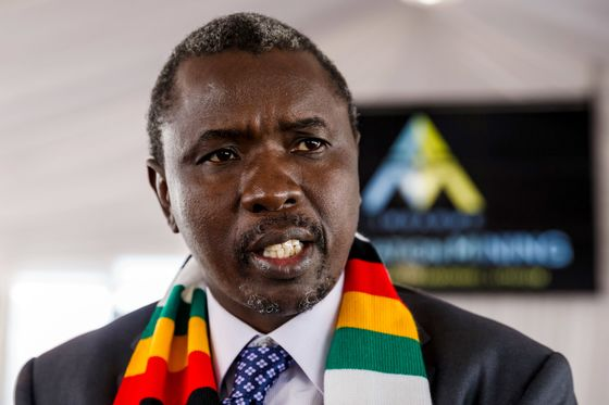 Mystery of Sanctioned Tycoon's Assets in Zimbabwe RevivalPlan