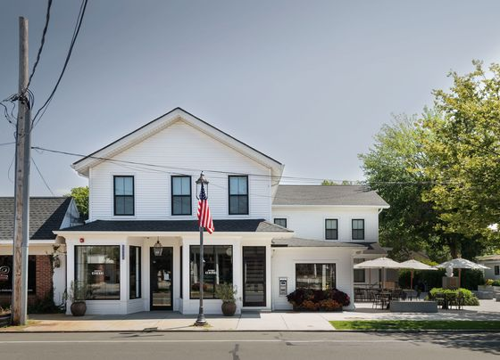 Long Island's North Fork Is Eating Into the Hamptons'Tony Terrain