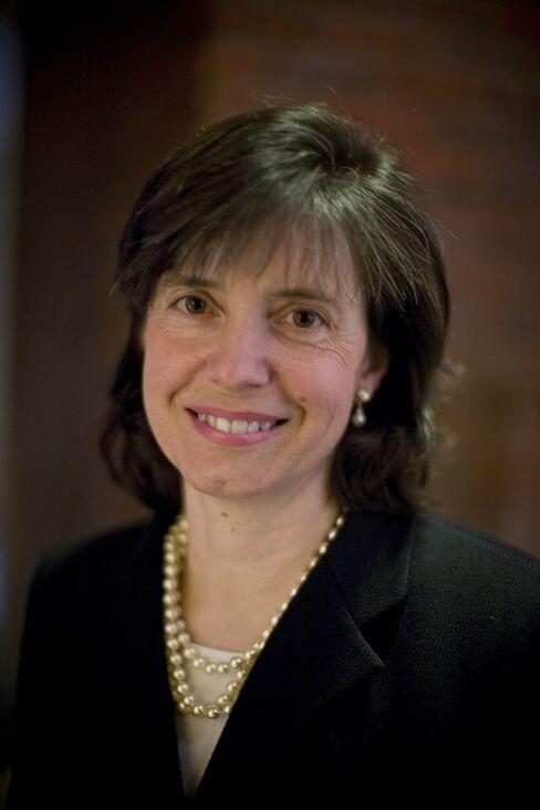 Harvard Management CEO Jane Mendillo