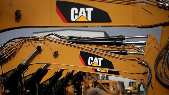 Caterpillar's 2020 OutlookAdds More Gloom to Virus-Shaken Markets
