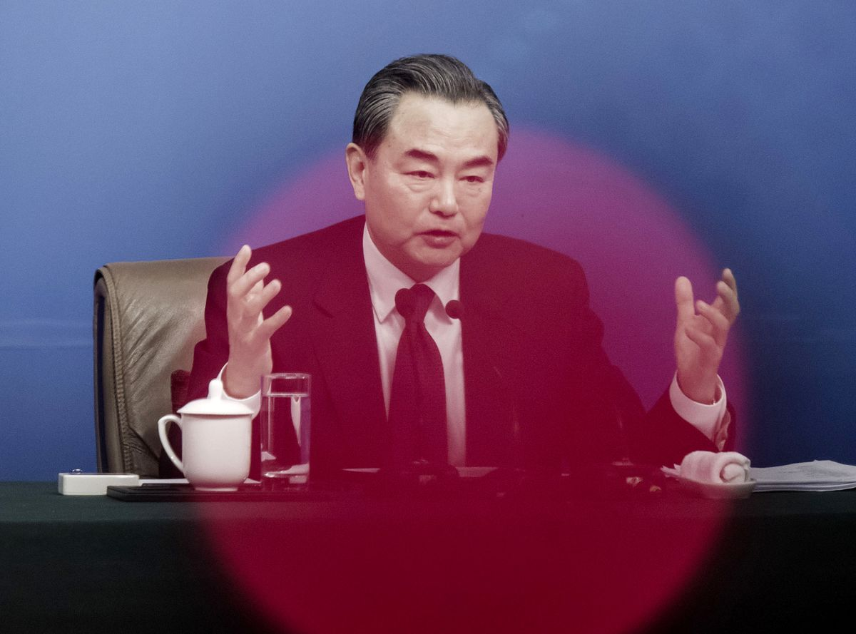 China Says U.S. Policy Is Driven by 'McCarthy-Style Paranoia'