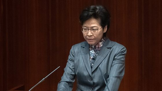 Hong Kong Integration With China Is a 'Great Thing,' Lam Aide Says