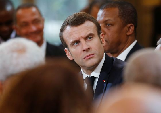 Macron's Team Is Trying to Steer Him Away From Referendum Gamble