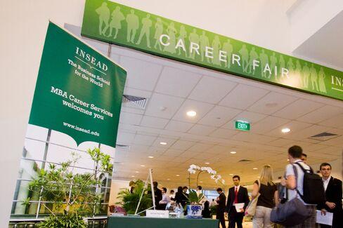 MBA Journal: Busy Season