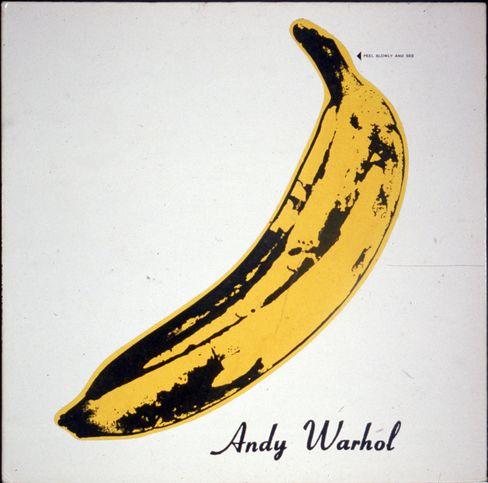 Velvet Underground's Warhol Suit Over Banana Design Settled