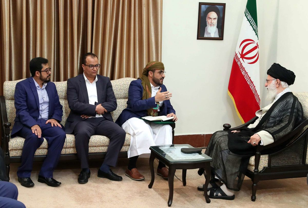 Yemen Shiite Rebels Appoint an Ambassador to Iran for First Time